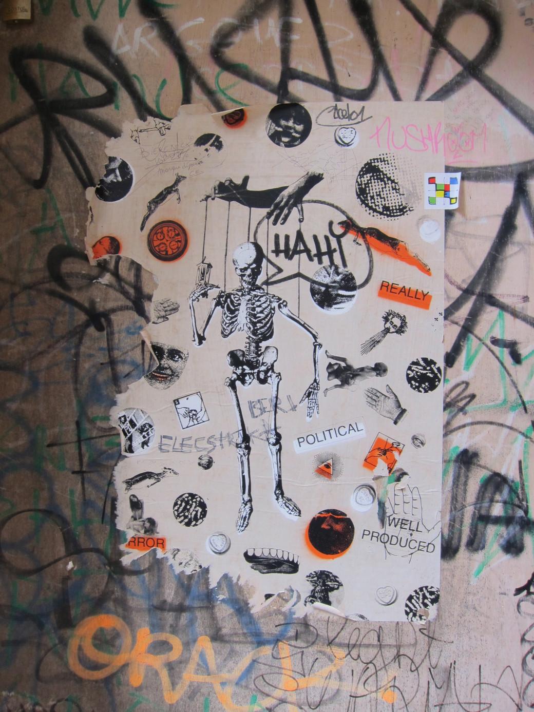 Street art rennais