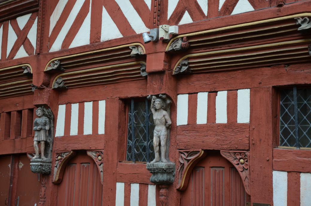 La magnifique Maison Ti Koz, à Rennes