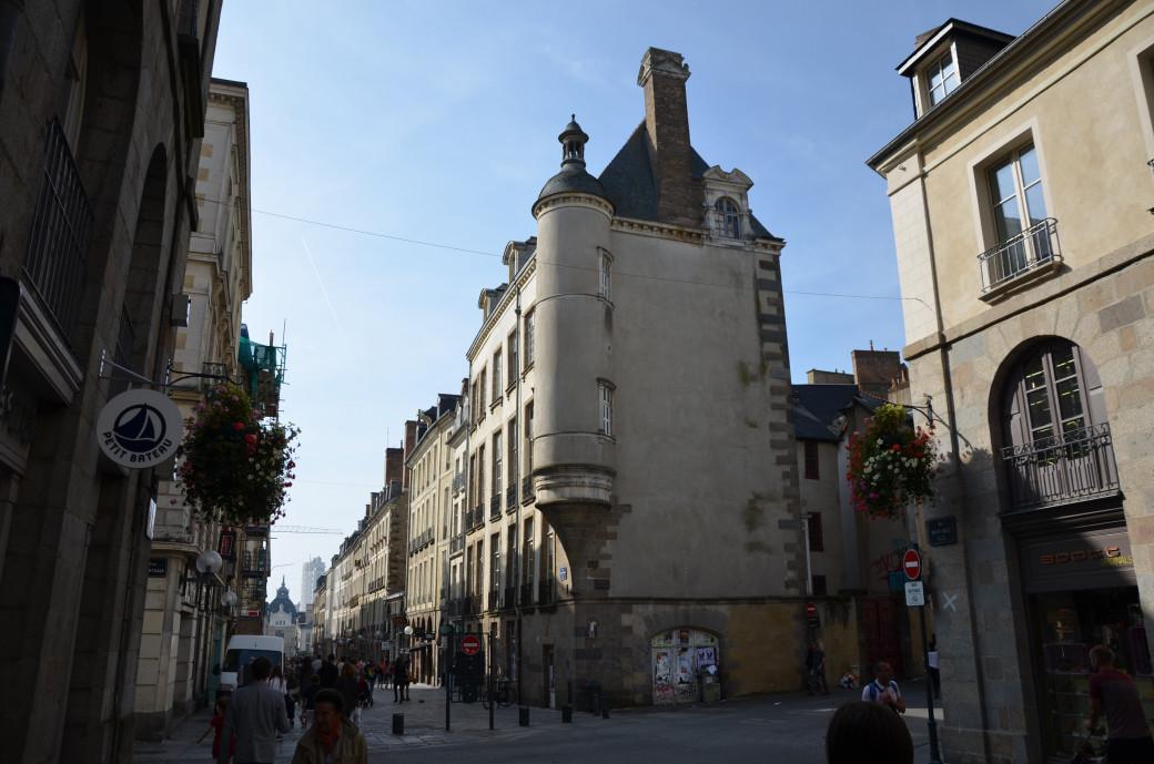 Hôtel de Robien, Rennes
