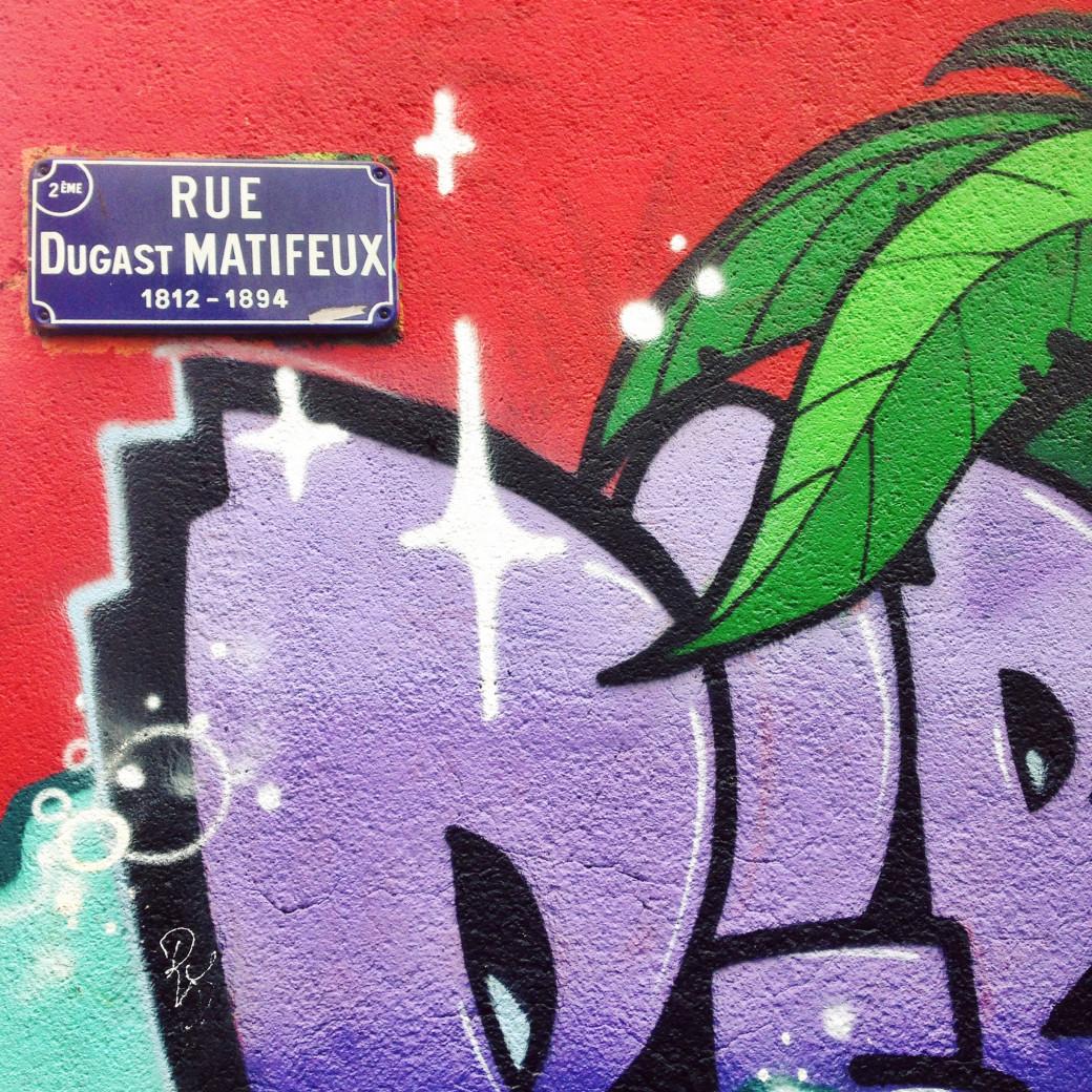 Street art qui claque, à Nantes
