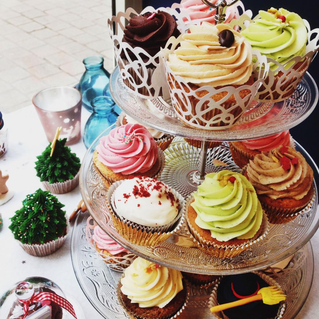 Cupcakes de folie (testés et approuvés!)