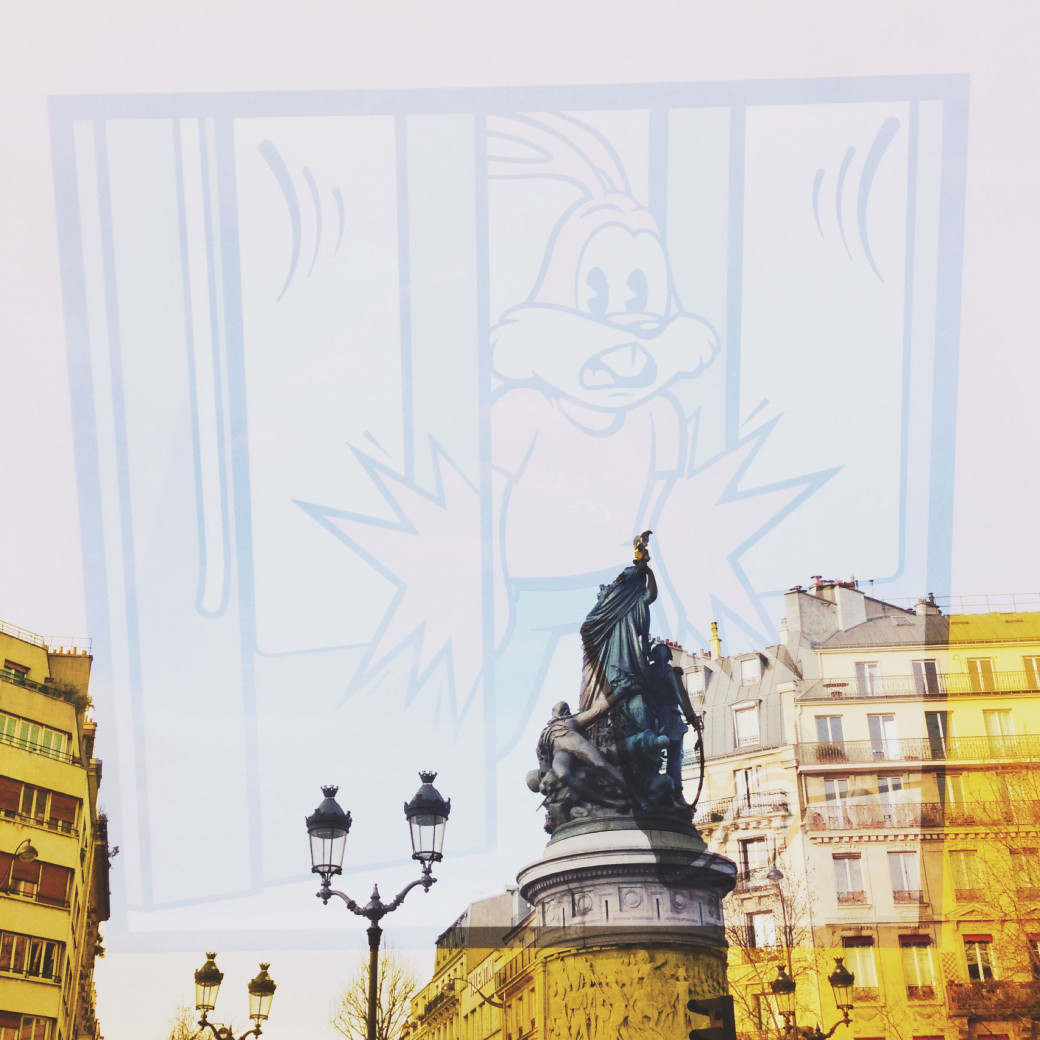 Gemischt parisien