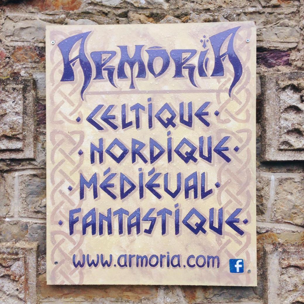 Armoria est une super boutique