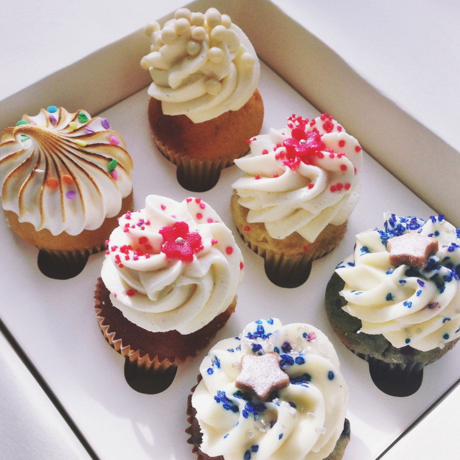 Les succulents cupcakes de Surprise Party, à Rennes
