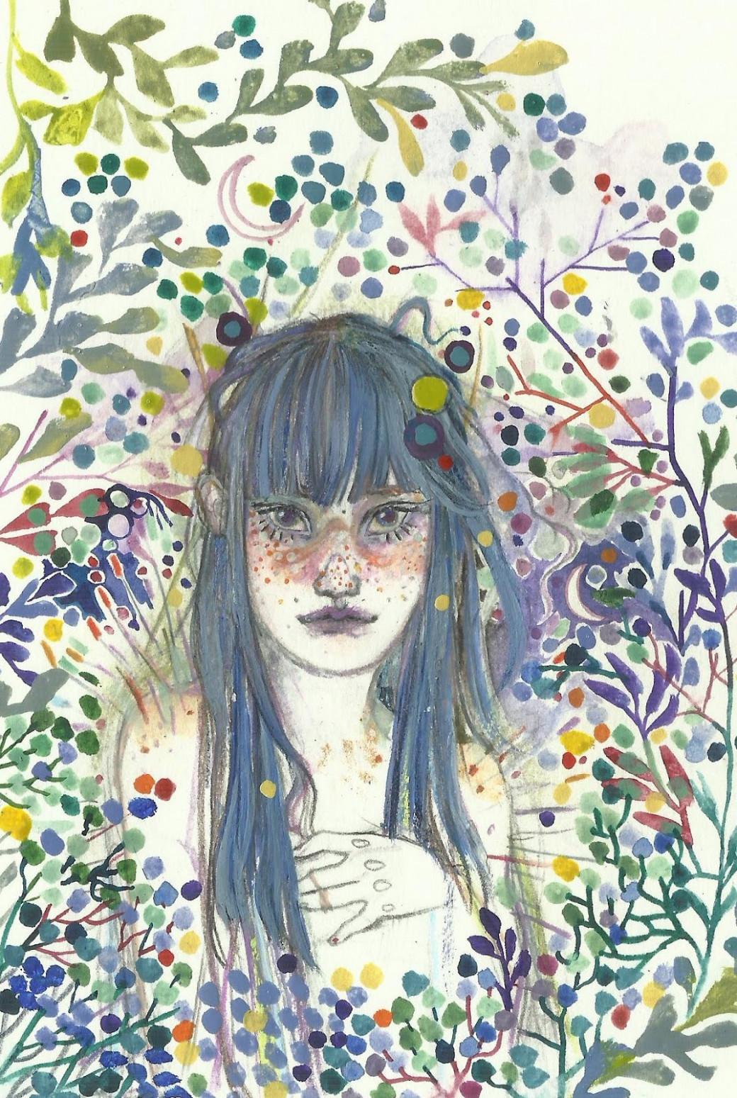 Illustration de Lotje Vanderstraeten