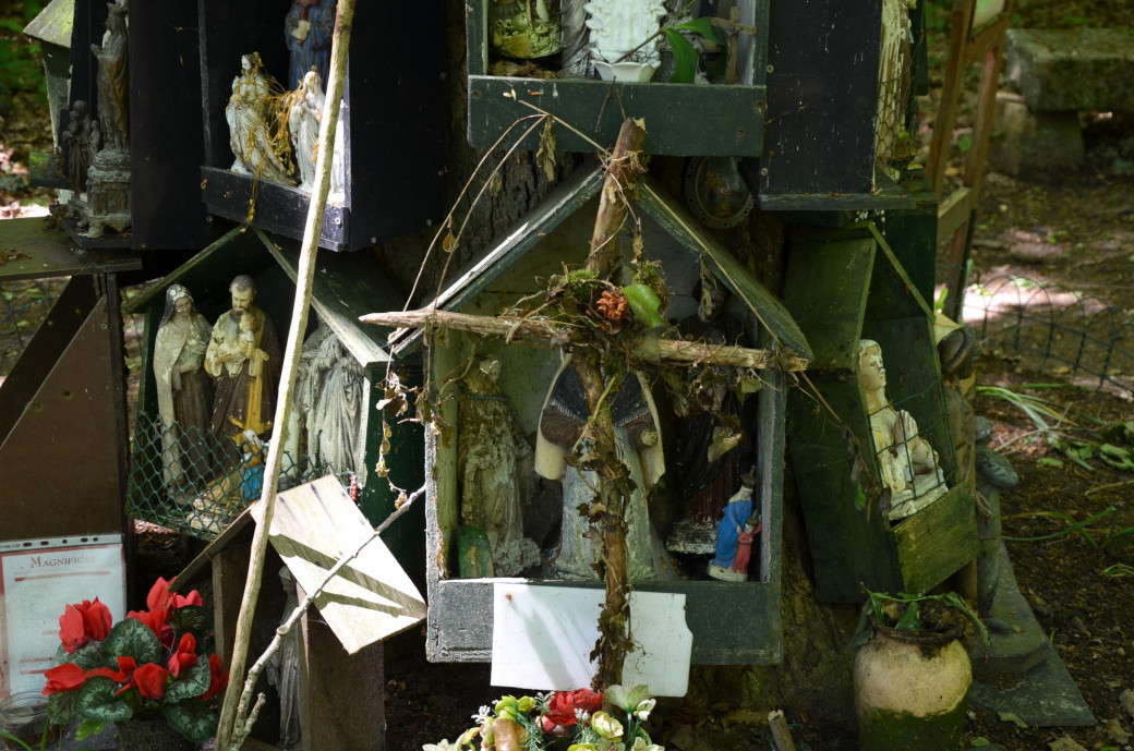 Le Chêne à la Vierge feat. Carcosa