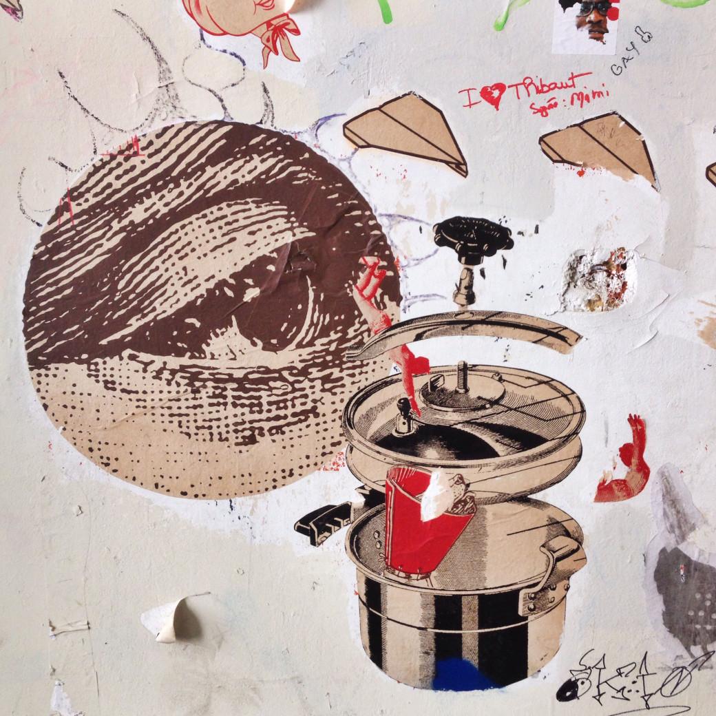 Street art rennais.