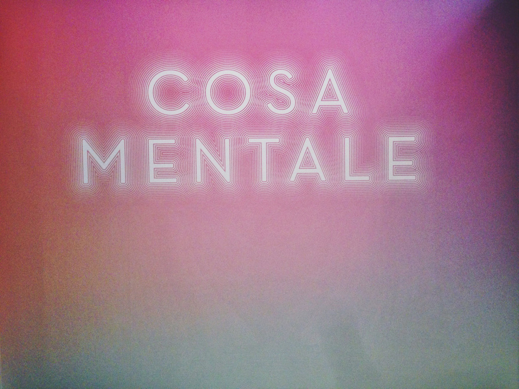 Exposition « Cosa Mentale »