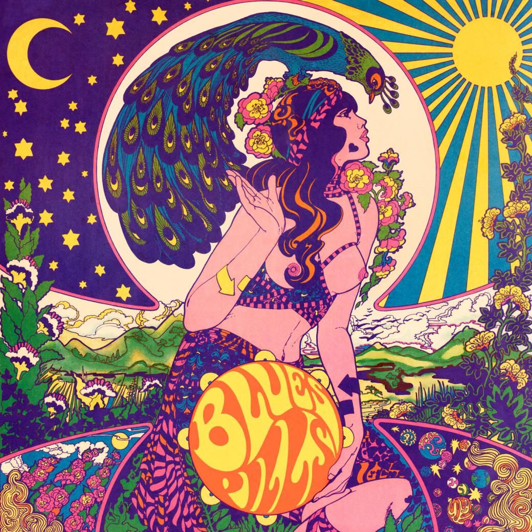 Le premier album de Blues Pills