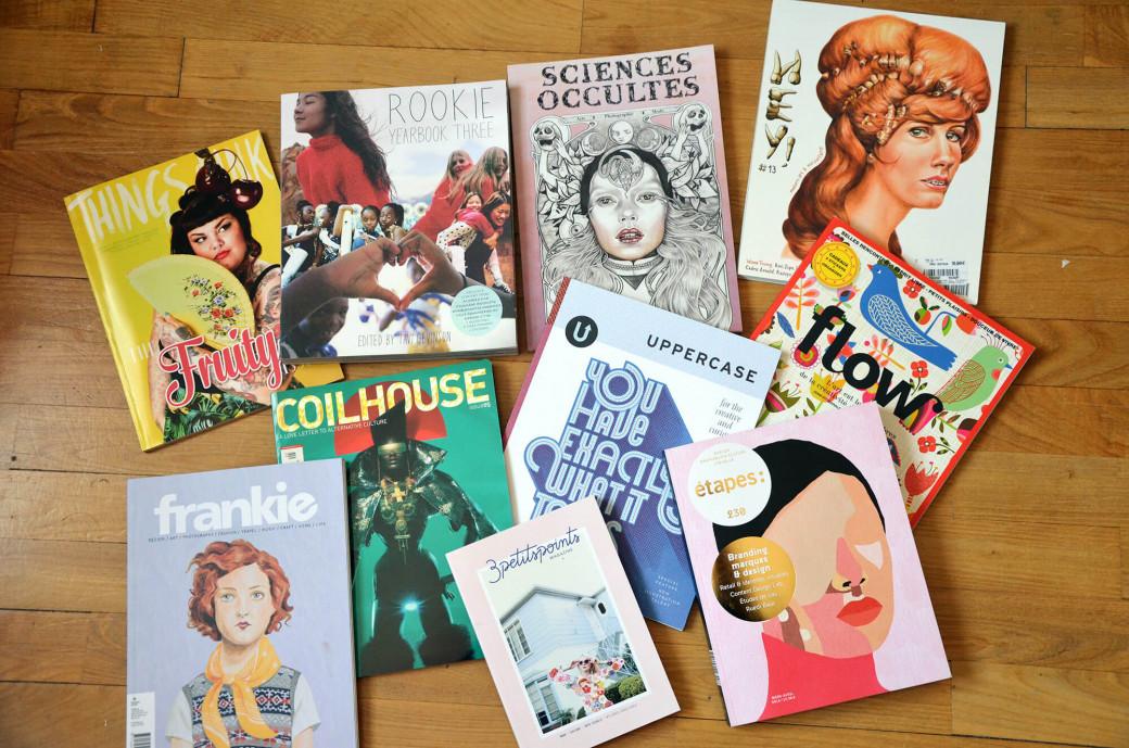 10 magazines qui ne craignent pas
