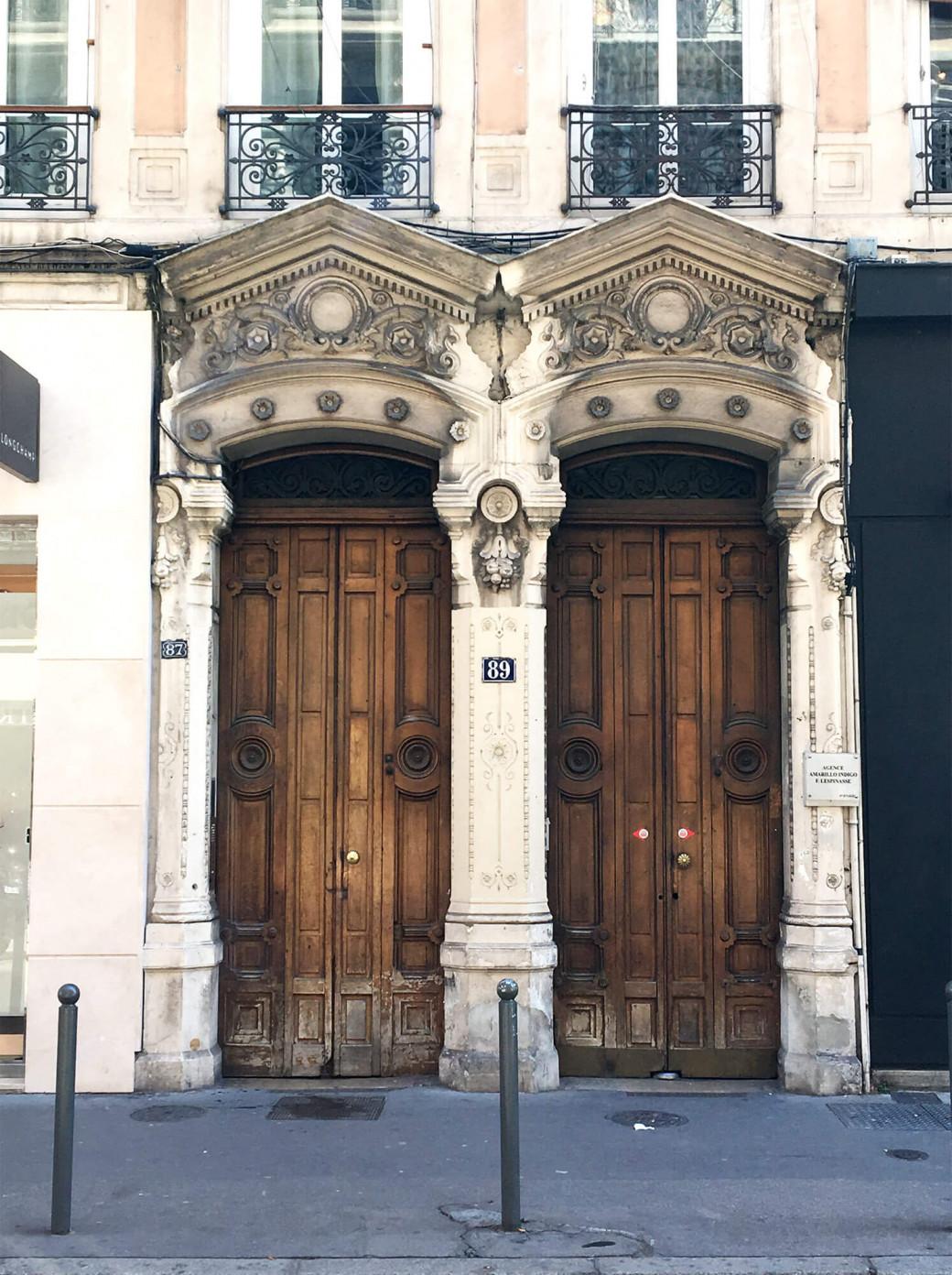 Rue du Président Edouard Heriot