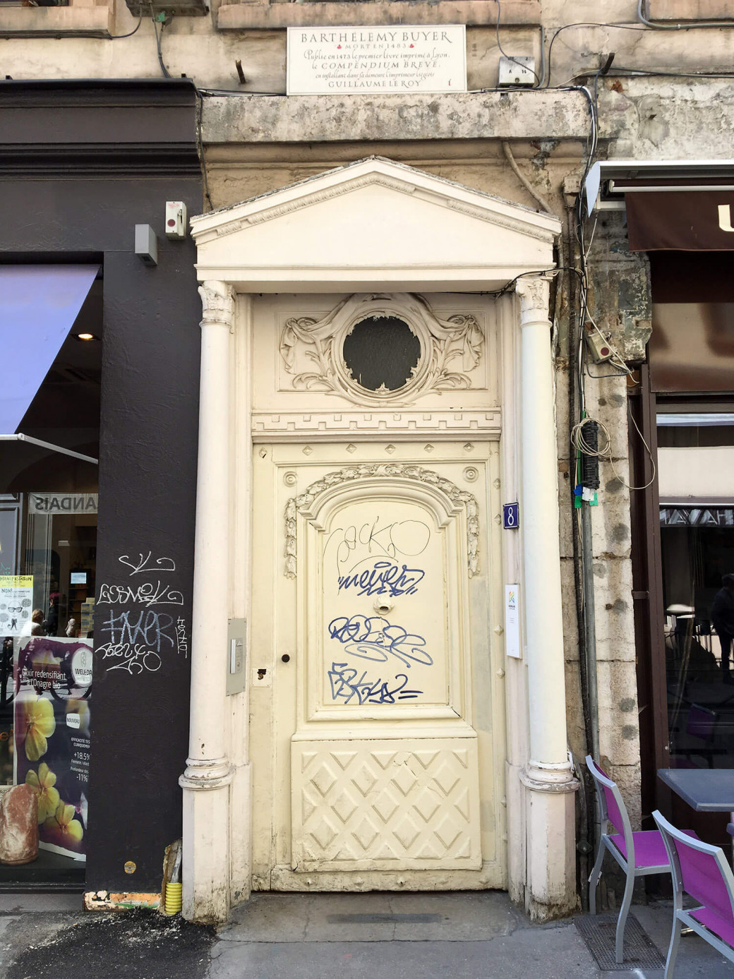 Rue Chavanne