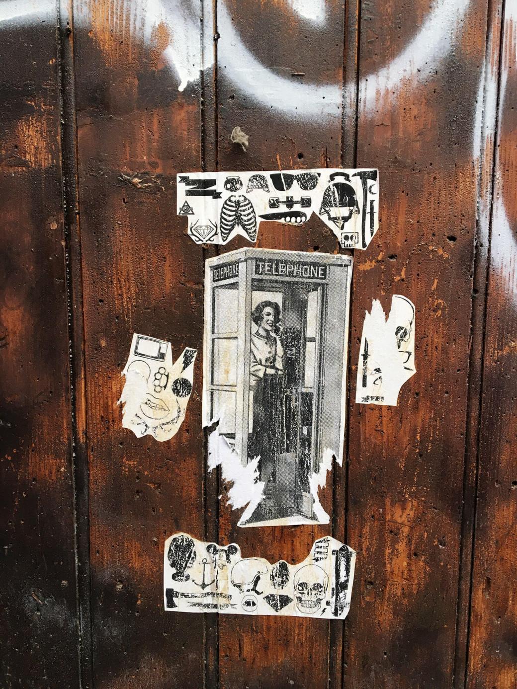 Street art lyonnais