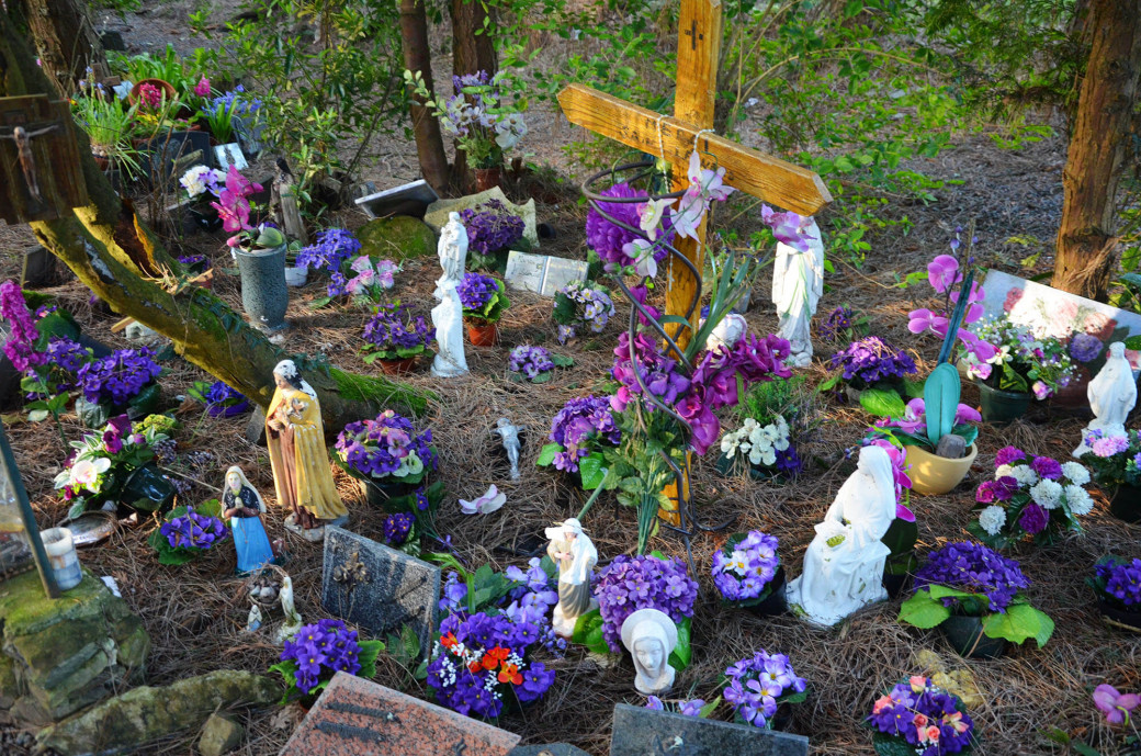 Offrandes violettes