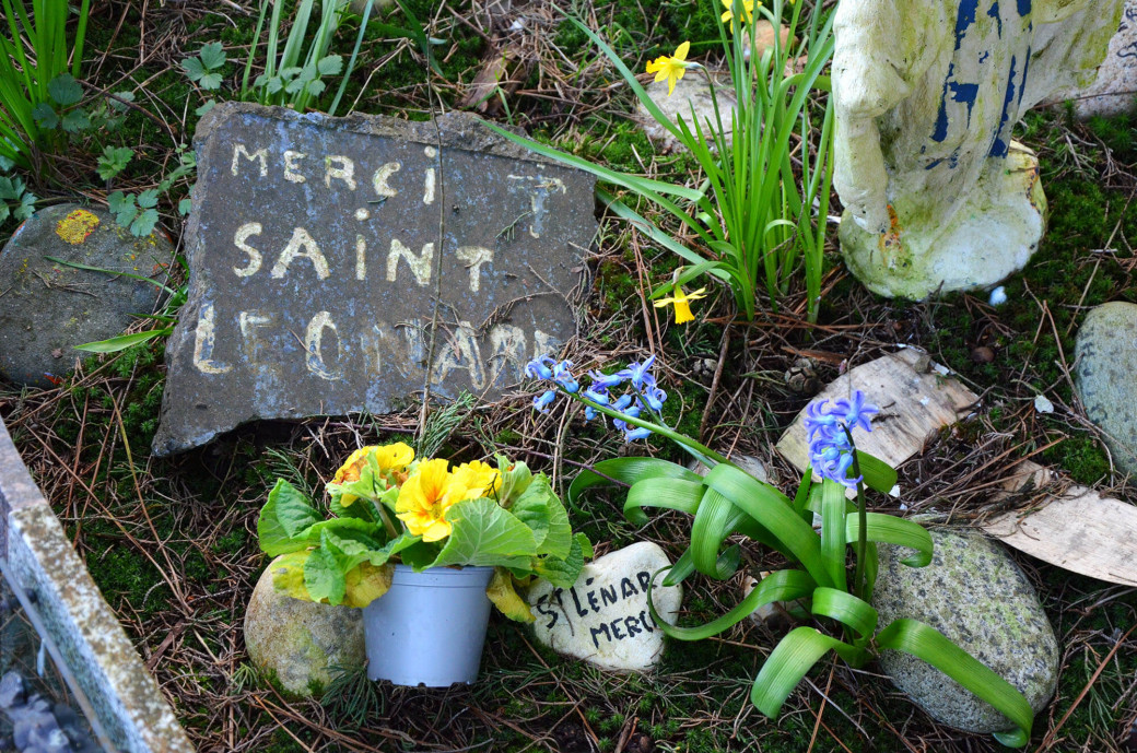 Merci Saint Léonard