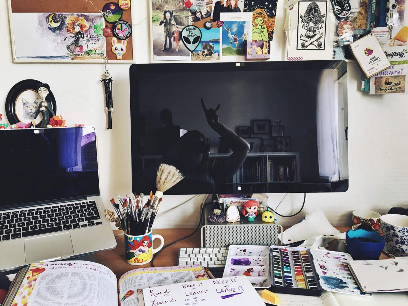 Créativité FTW