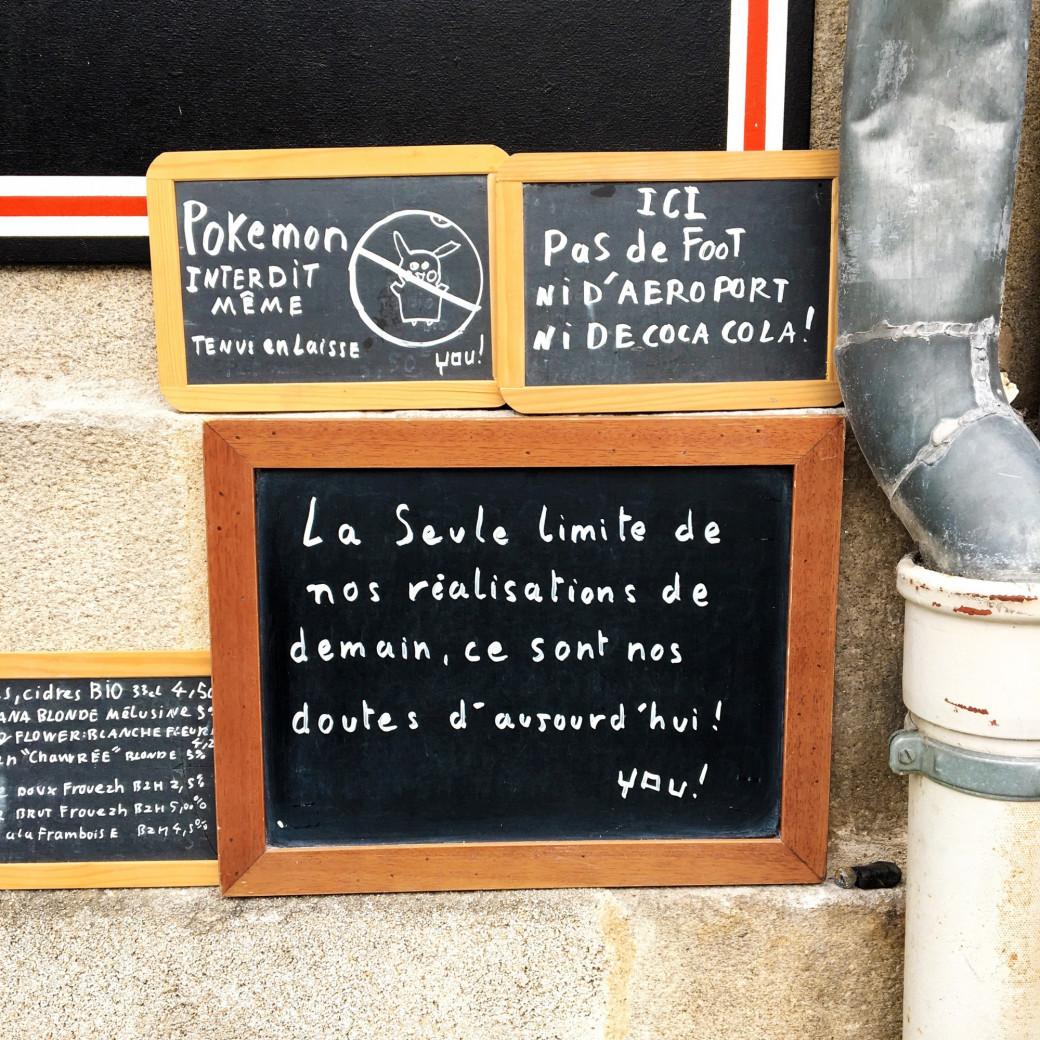 Instant philosophie à Nantes