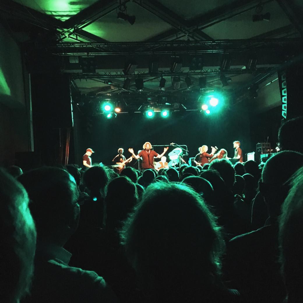 Concert de Magma à Rennes