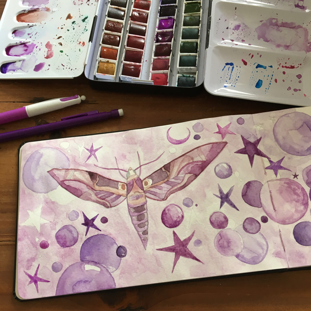 Papillon de nuit (2)