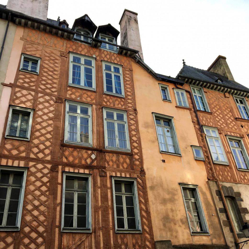 Le vieux Rennes
