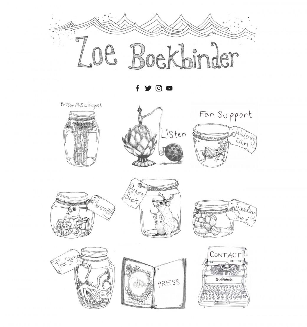 Zoe Boekbinder