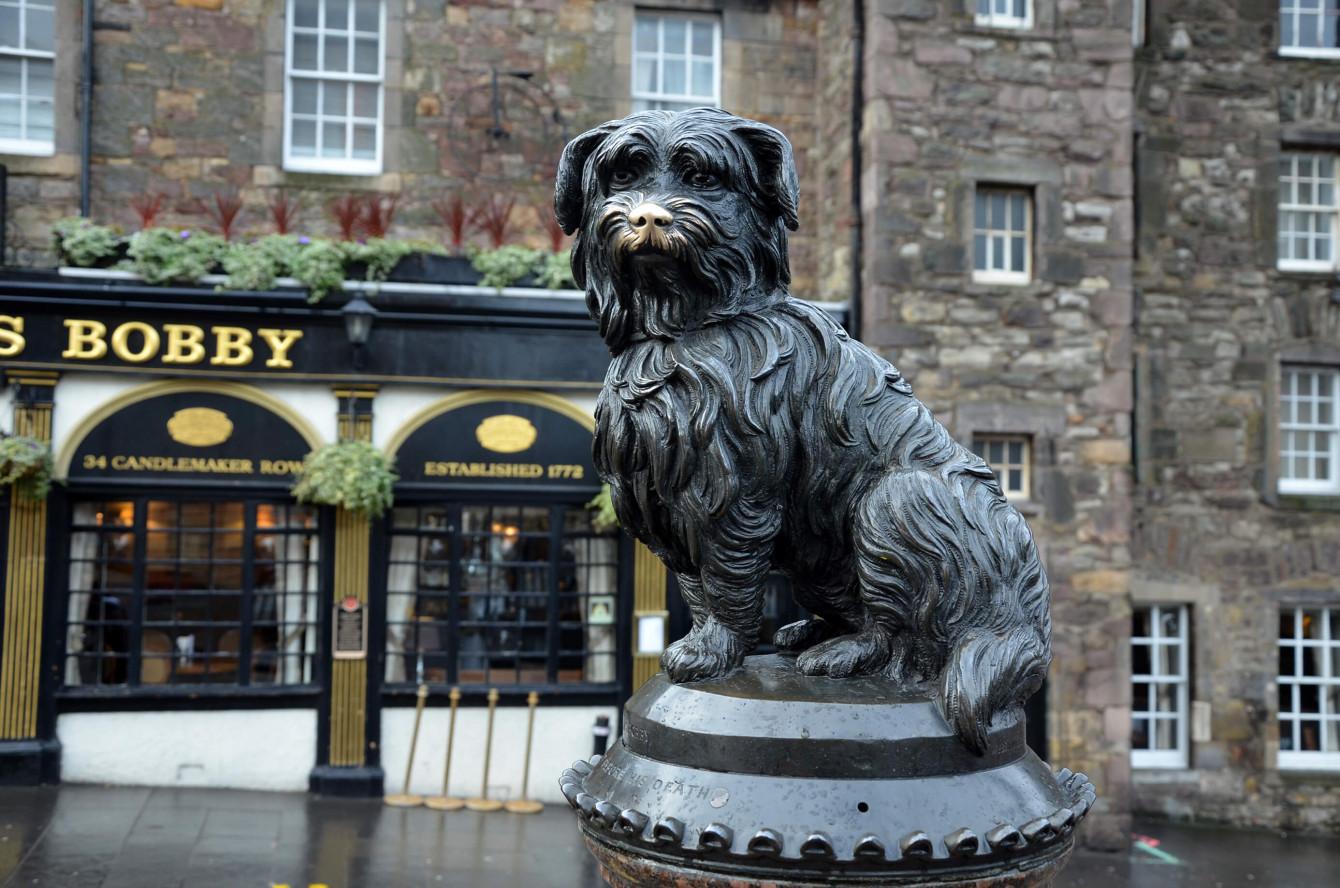 Bobby, la mascotte d'Édimbourg