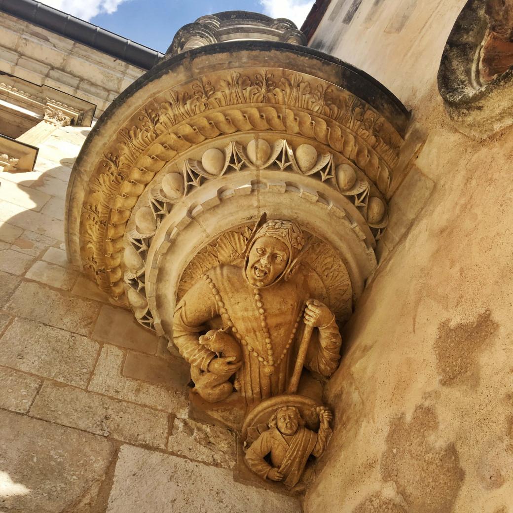 L'hôtel Lallemant, à Bourges