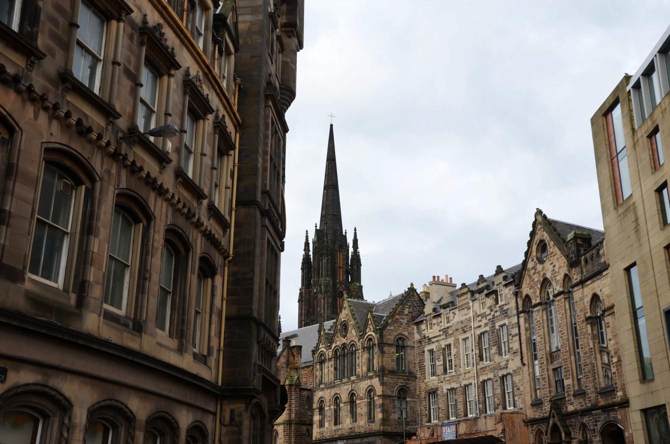 Édimbourg vieille ville