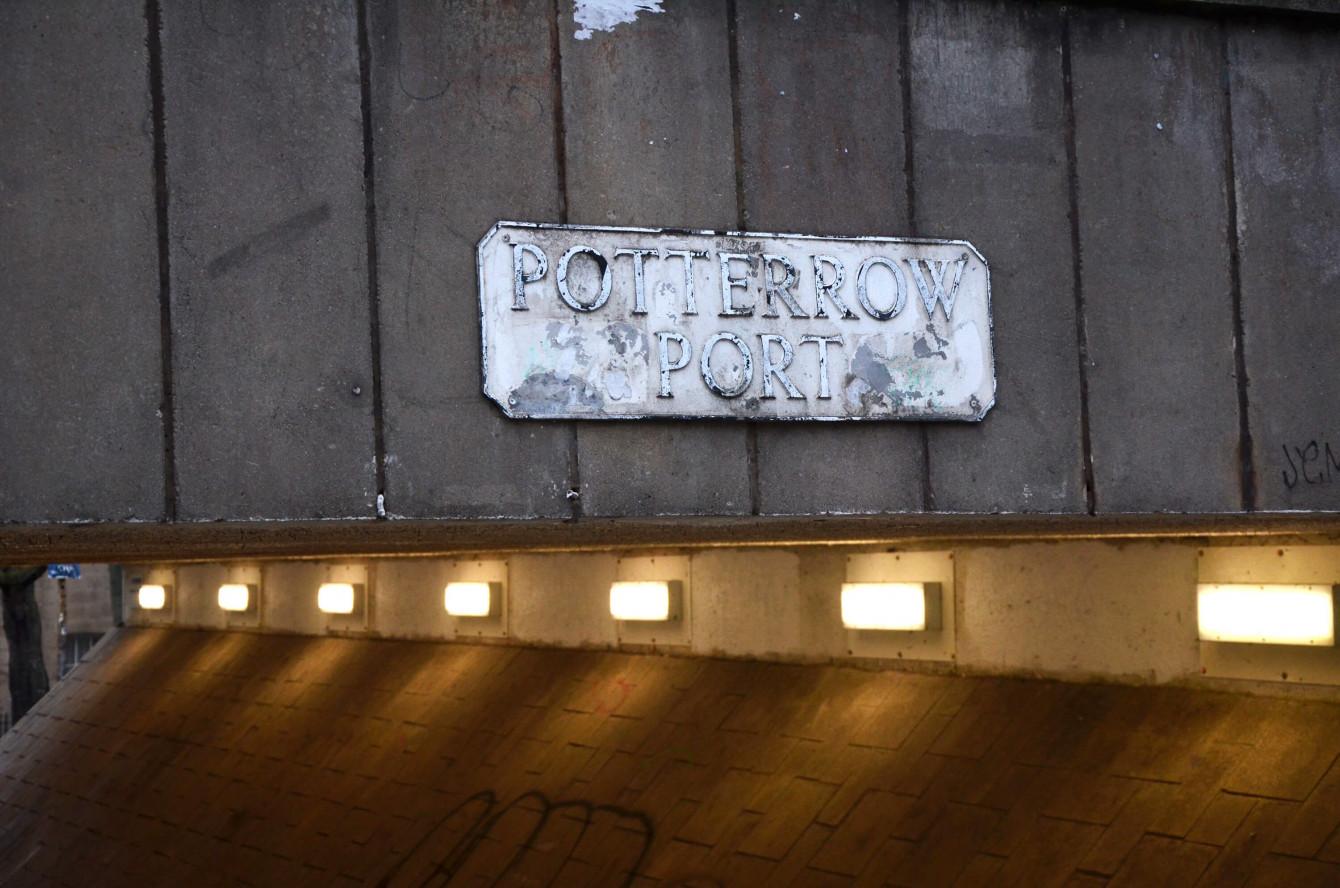 Potter Row