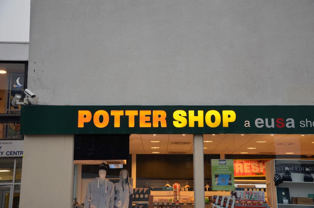 Potter Shop