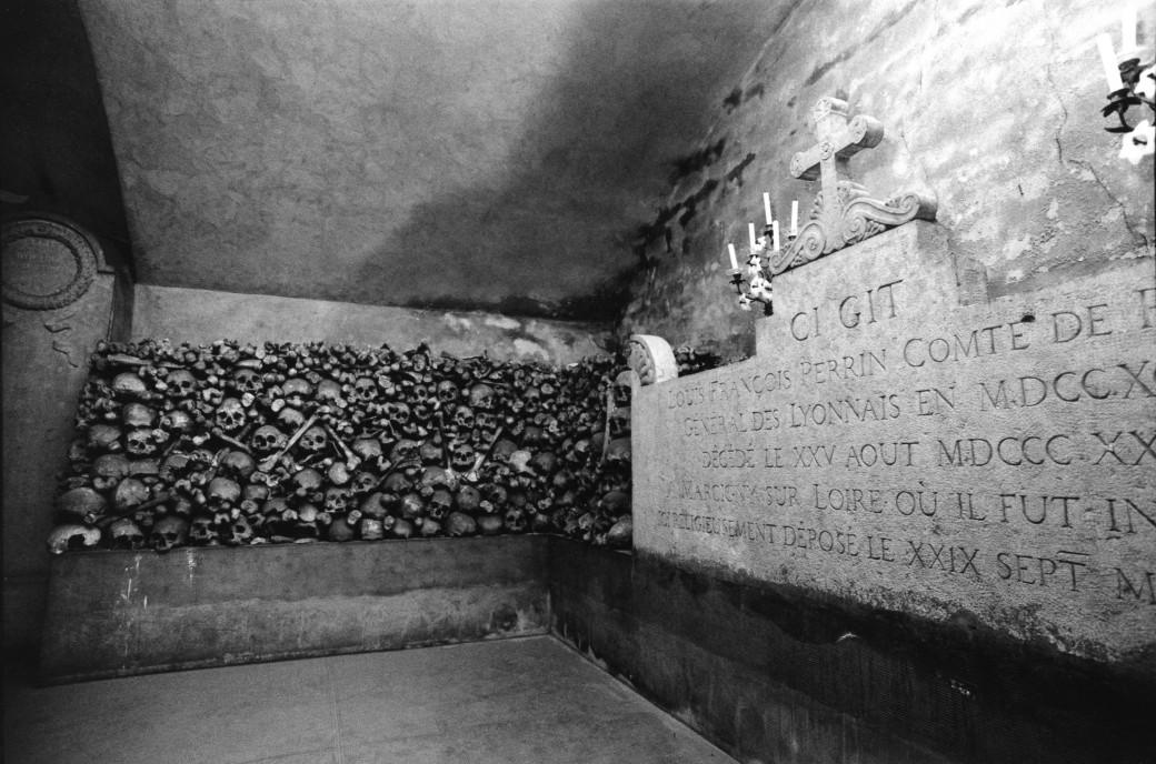 Crypte de la Chapelle des Brotteaux