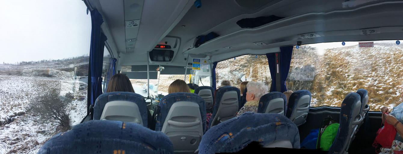 À plus dans l'bus!