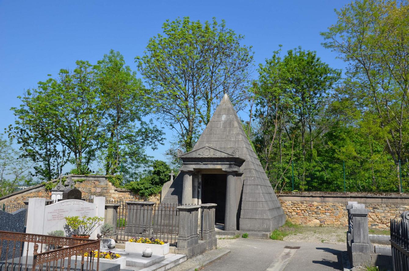 La pyramide de la famille Ricard