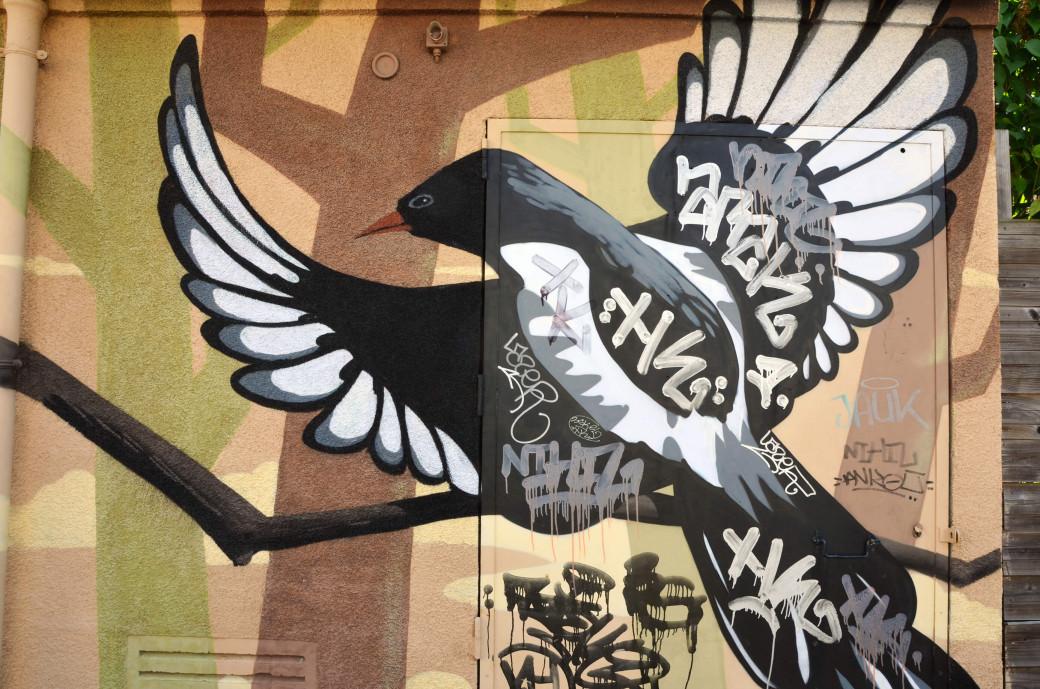 Street art de Brez