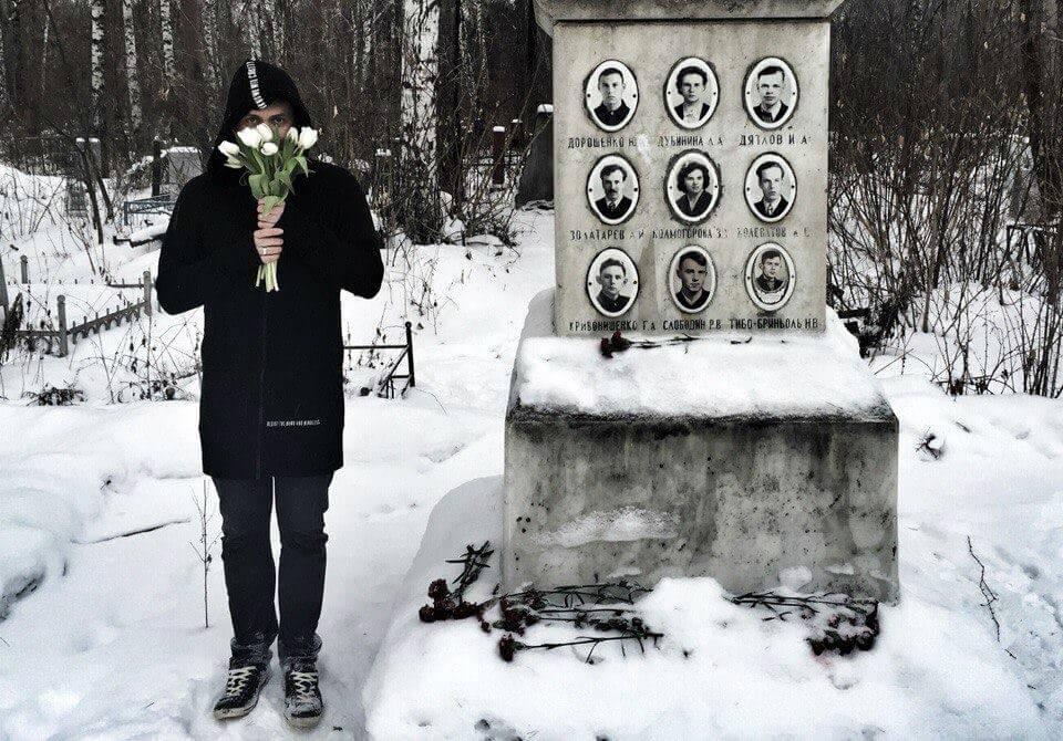 Les victimes de l'affaire du col Dyatlov sont inhumées au cimetière de Sverdlovsk