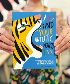 "Lisa Congdon ""Find your artistic voice"""
